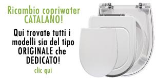 Ricambio Copriwater Catalano