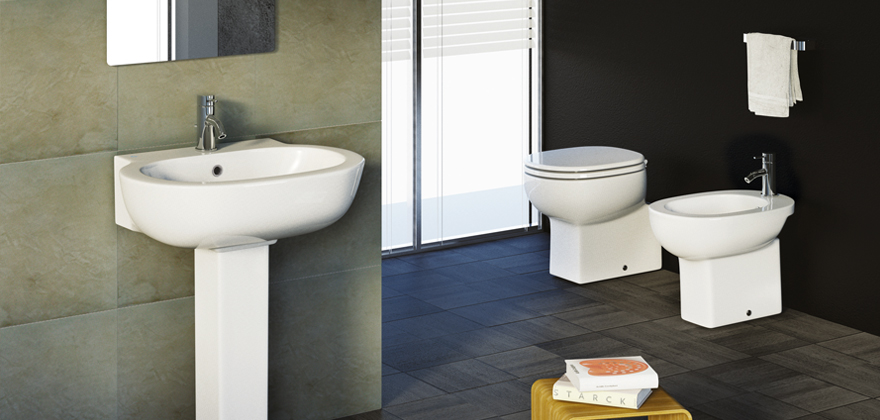 Ricambio copriwater Ideal Standard serie Linda