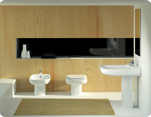 Copriwater conca ideal standard copriwater conca e i - Prezzi sanitari bagno ideal standard ...