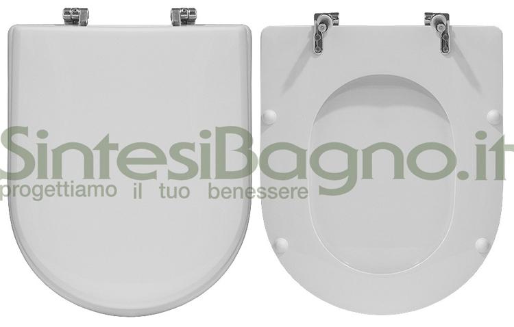 Disponibile il copriwater DOLOMITE serie QUADRARCO