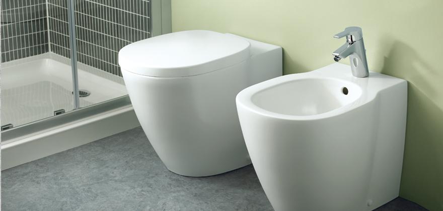 Sanitari bagno ideal standard confortevole soggiorno for Mobili bagno ideal standard