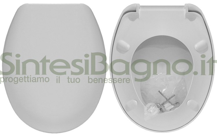 Copriwater economici ideal standard in termoindurente il for Copriwater ellisse ideal standard