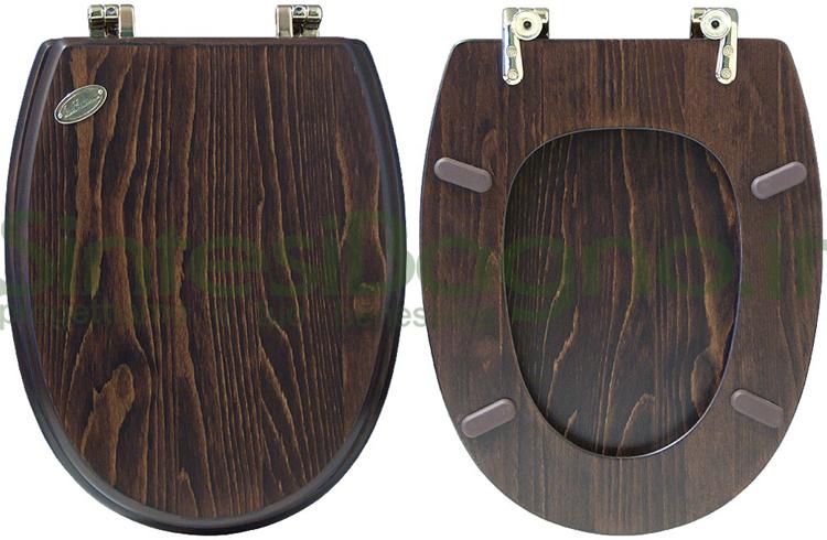 Disponibile il copriwater SIMAS serie ARCADE in LEGNO