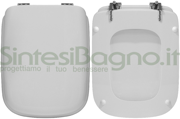 Disponibile il copriwater IDEAL STANDARD serie TONCA
