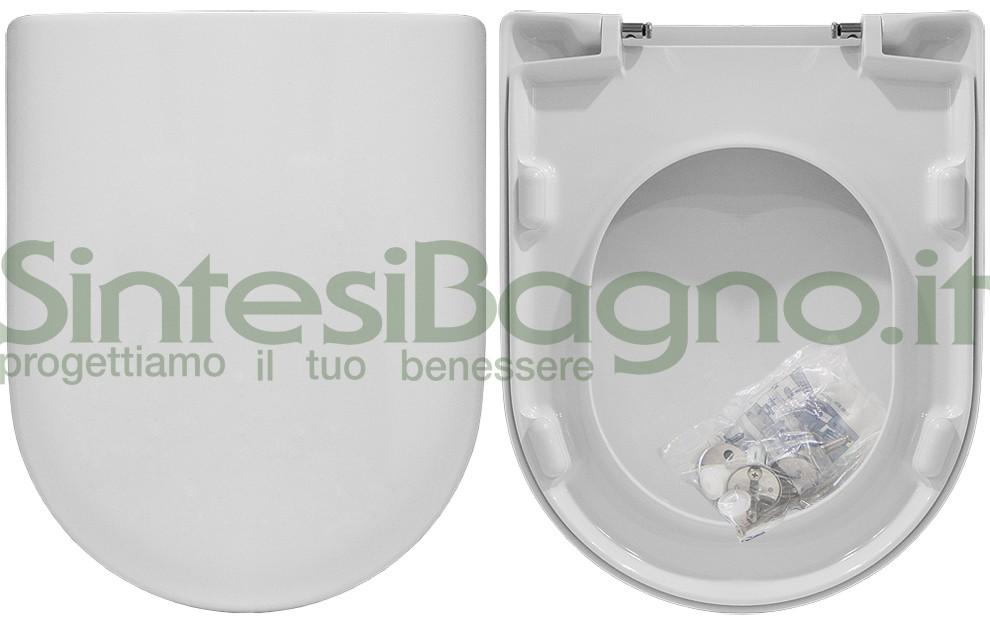 Copriwater FACIS/GSI Italia modello AVANT economico in resina termoindurente