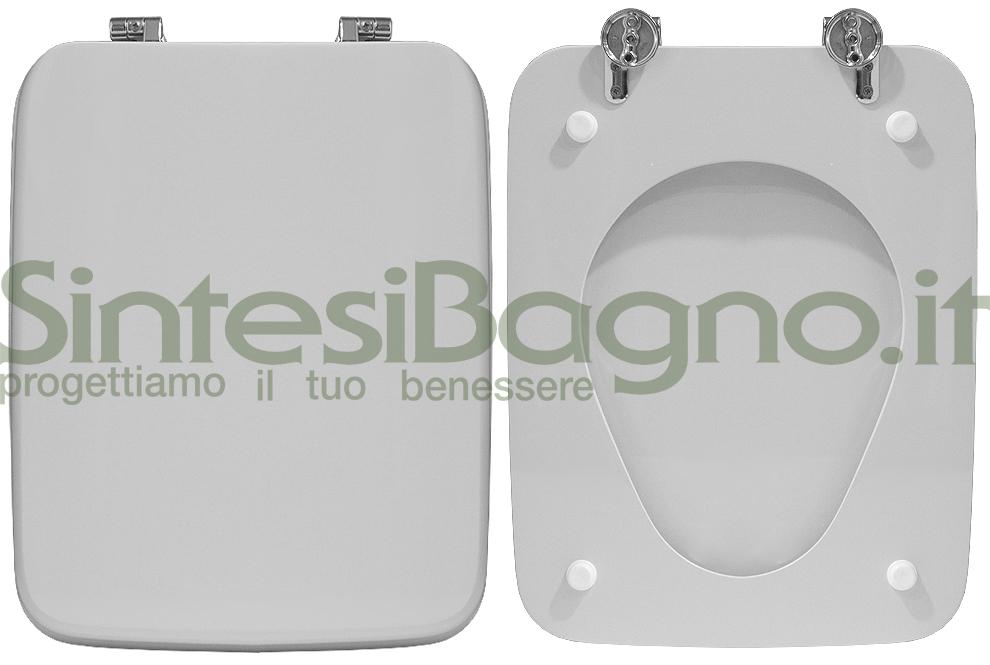 Copriwater dedicato VELARA Ideal Standard la serie completa sedili WC BIANCHI e COLORATI